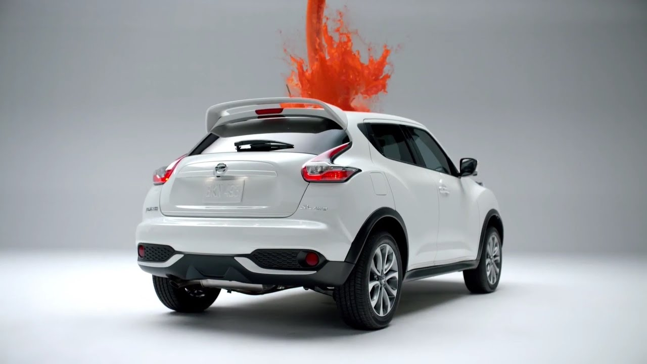 Nissan Juke Accessories: Colour Studio - YouTube
