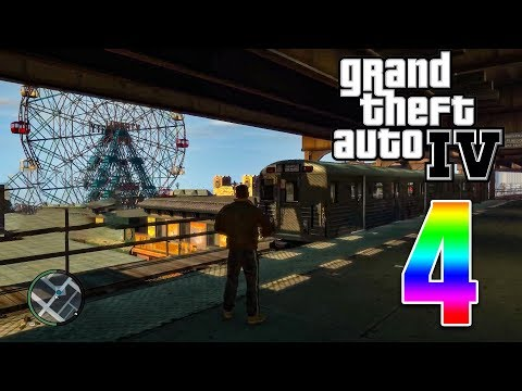 GAME YANG INDAH!! (4) GTA IV Indonesia