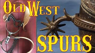 Old West Spurs