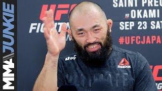 Shinsho Anzai full post UFC Fight Night 117 interview