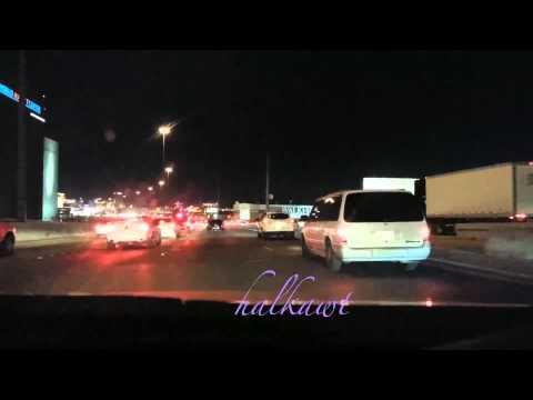 I 15 Interstate Driving Road Trip UTAH to Las Vegas