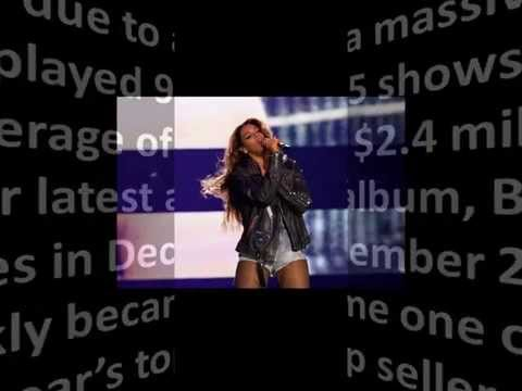 BEYONCE : $115 Million - Forbes' Highest Paid Woman in Music in 2014