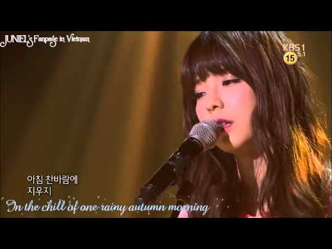 [Engsub] Standing under the shade of roadside tree (Lee Moon Sae) - JUNIEL (cover)