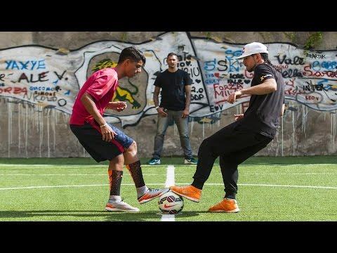 Mastour VS Garnier 1v1 Football Match