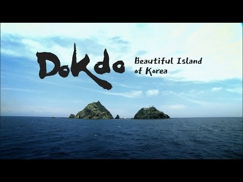 Dokdo, Beautiful Island of Korea Video