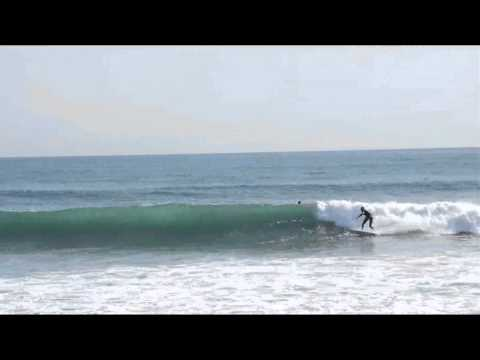Lower Trestles Surfing - Spring South Swell