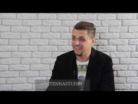 Телеканал АНТЕНА: #ANTENNASTUDIO: лікар хірург Черкаського обласного онкодиспансеру Юрій Єдутенко