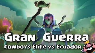 Cowboys Elite vs Ecuador IV | Clash of Clans