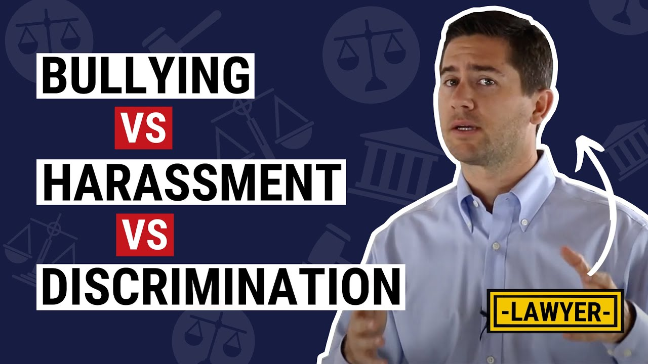 discrimination harassment California law prohibits workplace discrimination and harassment the department of fair employment and housing ancestry age (40 and above) color disability (physical and mental, including hiv.