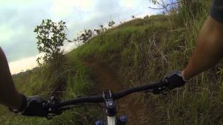 MTB LULZ: Timberland Blue Zone Section 2 - March 2013