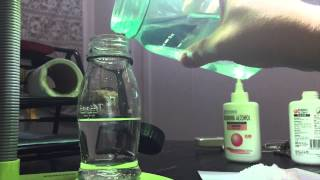 Drying Isopropyl Alcohol with Salt - Salting Out