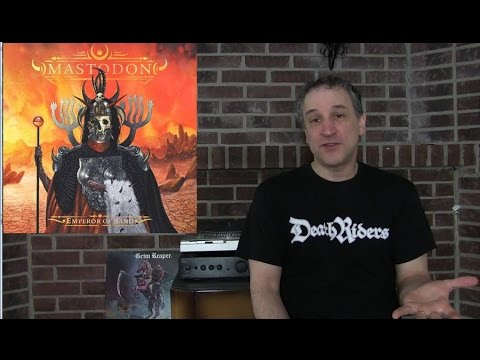 Mastodon Emperor of Sand Album Review with Ex Anthrax singer Neil TurbinThe Metal Voicecom