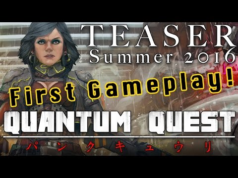 Quantum Quest: July Teaser