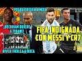FIFA INDIGNADA CON CRISTIANO Y MESSI | BECKHAM QUIERE A ZIDANE | POGBA CRITICA …