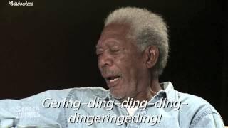 Morgan Freeman Reads The Fox by Ylvis