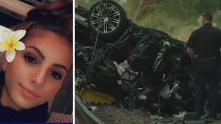 Grief for 2 students killed in fiery Pearl River car crash