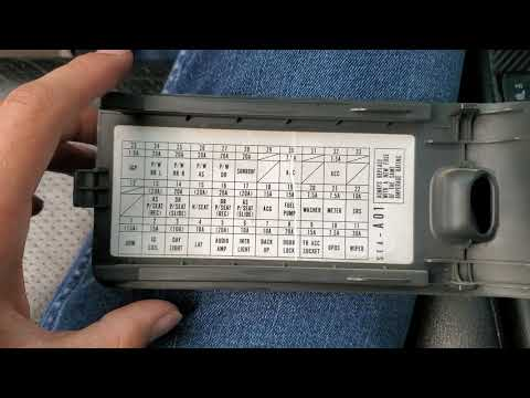 Acura TSX how to fix a stereo with no power/Wont turn on!