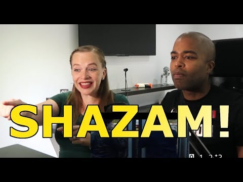 SHAZAM! Trailer (2019) (REACTION 🔥)