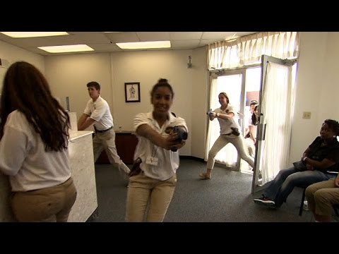 How teenagers are learning to become FBI agents