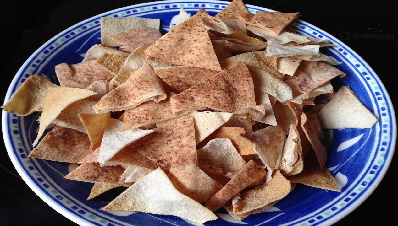 Triangle Grilled Bread Best For Soup And Salad وصفات رمضانية طريقة تحضير الخبز المحمص للسلطة وال Youtube