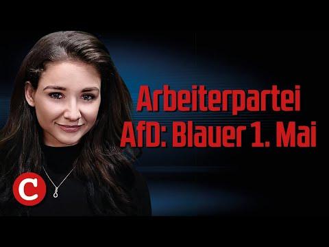 Arbeiterpartei AfD: Blauer 1. Mai – Die Woche COMPACT