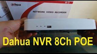 видео DHI-NVR4116HS-4KS2