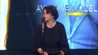"Engin Akiürek ""Ganador del Premio SADRI ALISIK 6 de mayo del 2019"""