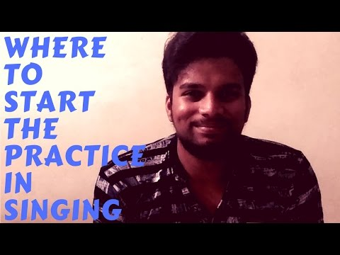 Singing Lessons #1| How to Start Singing |  Gayaki ki shuruvat kaha se ho ? 10 Basic Levels