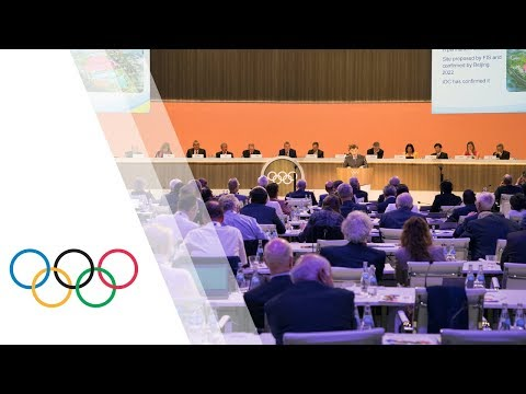 IOC Session – Day 1 - Reports of the Organising Committees