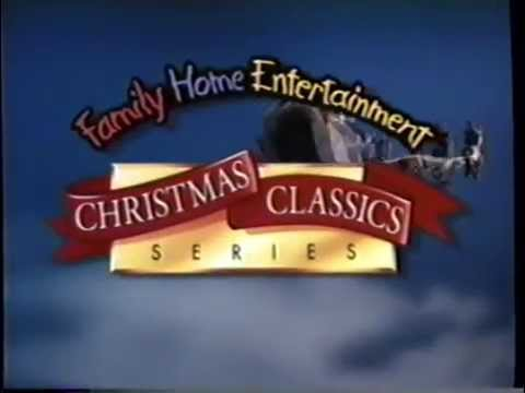 Christmas classics series family home entertainment for Classic house 1992