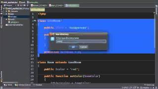 2(8) урок. PHP. Интернет-магазин с нуля на PHP. Архитектура. Использование ООП на практике