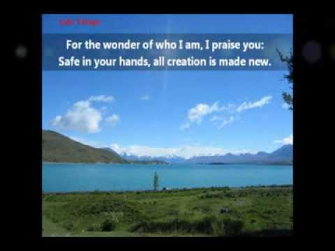O God, You search Me and You Know Me By Bernadette Farrell