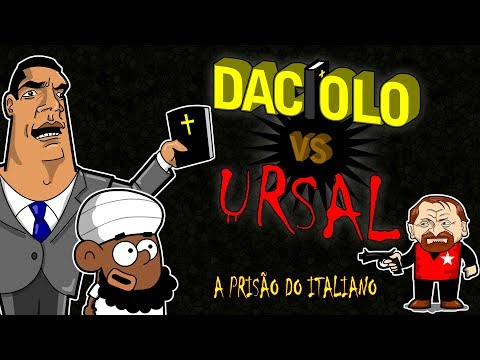 Cabo Daciolo vs. URSAL - A prisão do Italiano 1