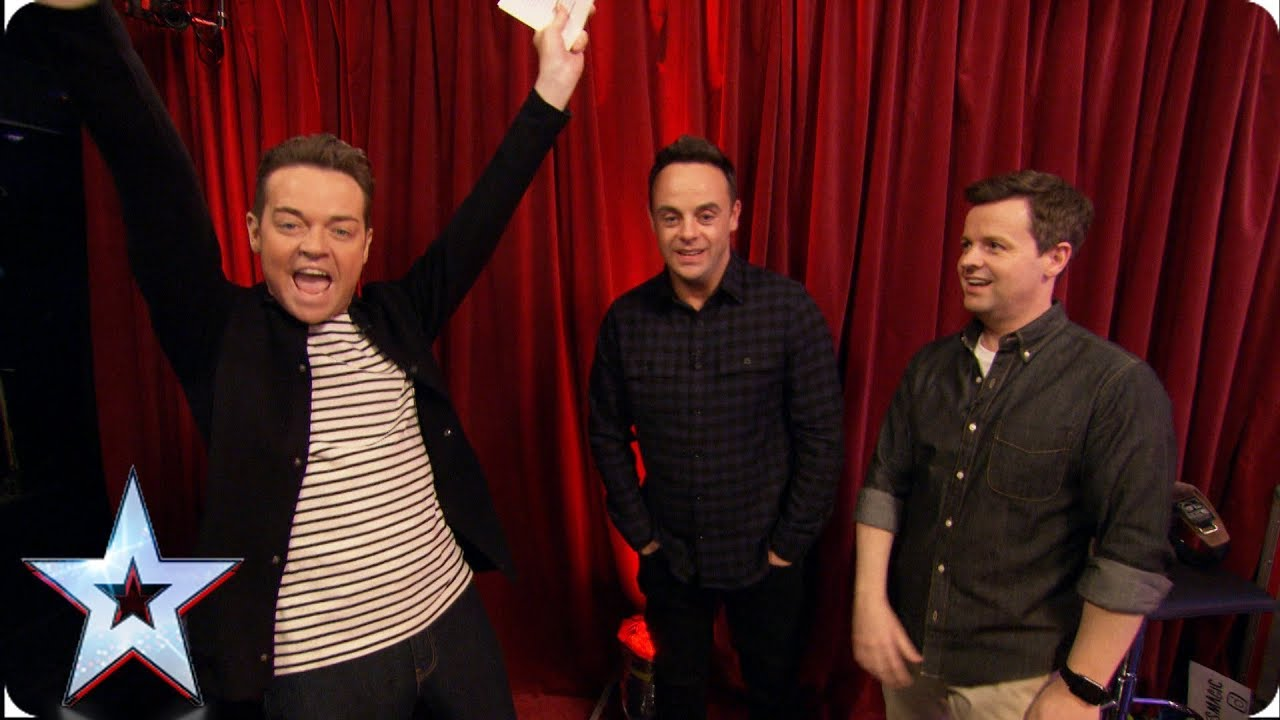FIRST LOOK: Ant & Dec battle it out to be Stephen's BFF | BGMT 2019