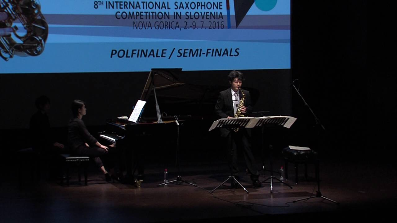 SEMIFINAL Round – Ryo Nakajima (JP)