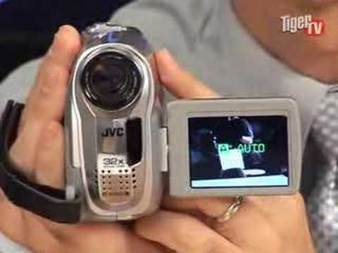Jvc Grd350 Mini Dv Digital Camcorder