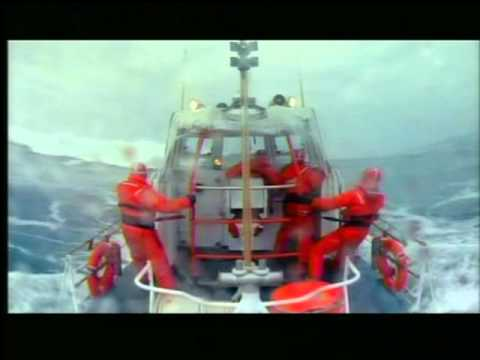 US Coast Guard - Cape Disappointment ,  by - Tom Hough  SPAR WLB - 403 / 1966