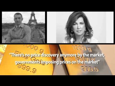 Dr Pippa Malmgren - Governments impose prices on markets