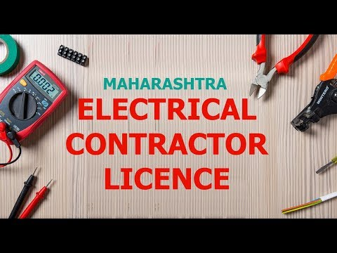 Electrical Contractor Registration in Maharashtra