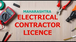 Electrical Contractor Licence Registration in Maharashtra l Suraj Laghe