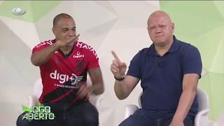 Denilson para Ronaldo: Eu sou Del Valle e você Deu Calote