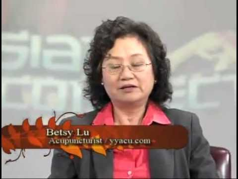Betsy Lu, Licensed Acupuncturist - Asian Connection Interview