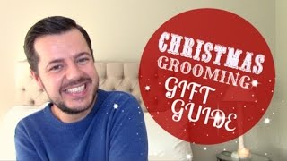What mens beauty products to buy your boyfriend for Christmas - my grooming gift guide! Thumbnail