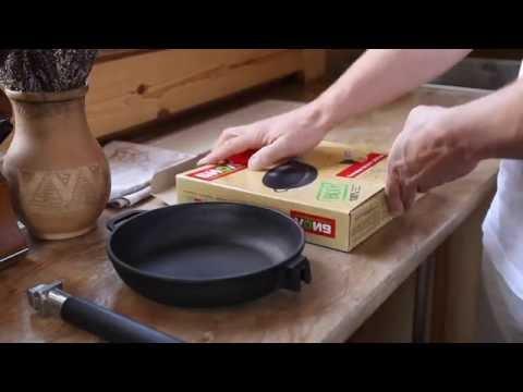 Как подготовить чугунную сковороду гриль перед первым применением