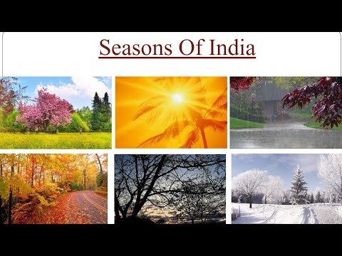 Seasons In India - Learn About 6 Seasons