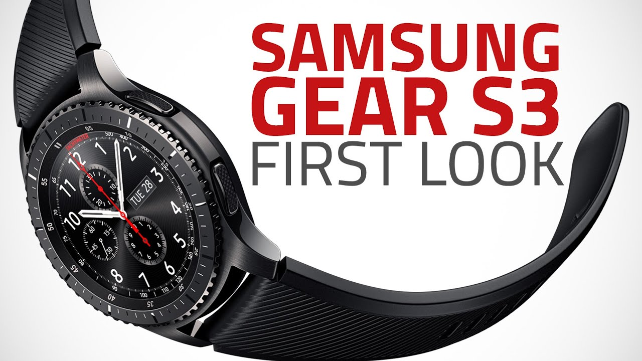samsung gear s3 classic gear s3 frontier hands on youtube. Black Bedroom Furniture Sets. Home Design Ideas