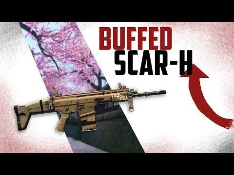 Warface BUFFED FN Scar H - Slightly better thumbnail
