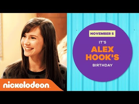 'Happy Birthday, Alex Hook!' Official Tribute Music Video | I Am Frankie | Nick