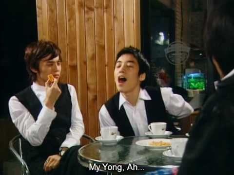 G.R.E.A.T Concert : Big Bang Coffee Prince Parody (Eng Sub)