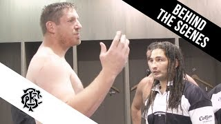 Barbarians v Samoa - Dressing room cam and speeches | Behind the Scenes | Barbarians F.C.